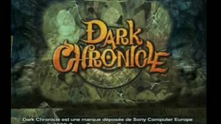 [Ps2] Introduction du jeu Dark Chronicle de l