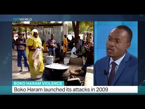Boko Haram Violence: Over 200,000 moved to Niger, Chad and Cameroon