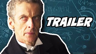 Doctor Who Series 8 Episode 1 Trailer Breakdown - Deep Breath