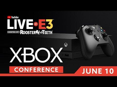 E3 2018: Xbox Briefing & Presentation
