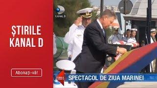 Stirile Kanal D (15.08.2019) - Spectacul de neuitat de Ziua Marinei! Editie de seara