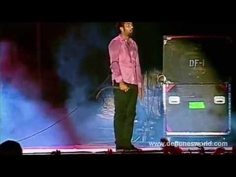 Deftones @ Optimus Alive 2010, Lisboa - Portugal (Diamond Eyes, Rocket Skates, CMND-CTRL)
