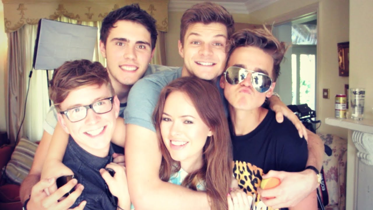 YouTubers Come To Visit