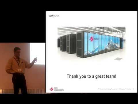 High Performance Computing at CSCS