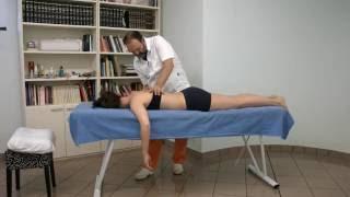 Trattamento Osteopatico Cervicale