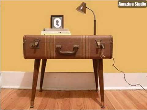 diy idee m bel mit vintage look selber machen youtube. Black Bedroom Furniture Sets. Home Design Ideas