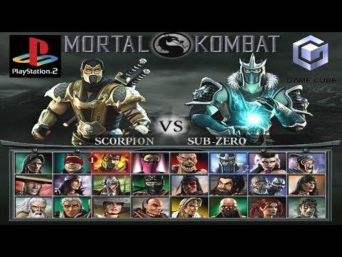 Mortal Kombat 9 - BABALITY DE TODOS PERSONAGENS ( PC/PS ...