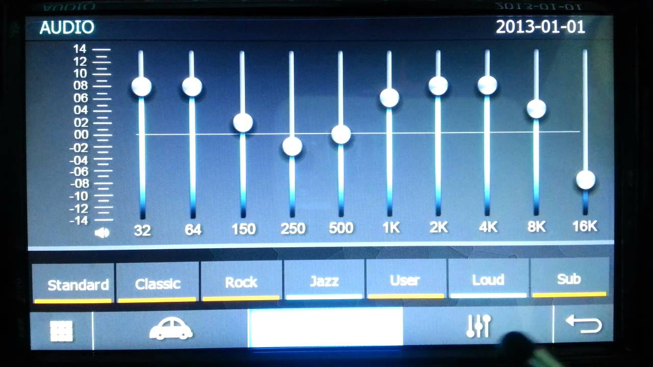 How To Build 6 Band Graphic Equalizer