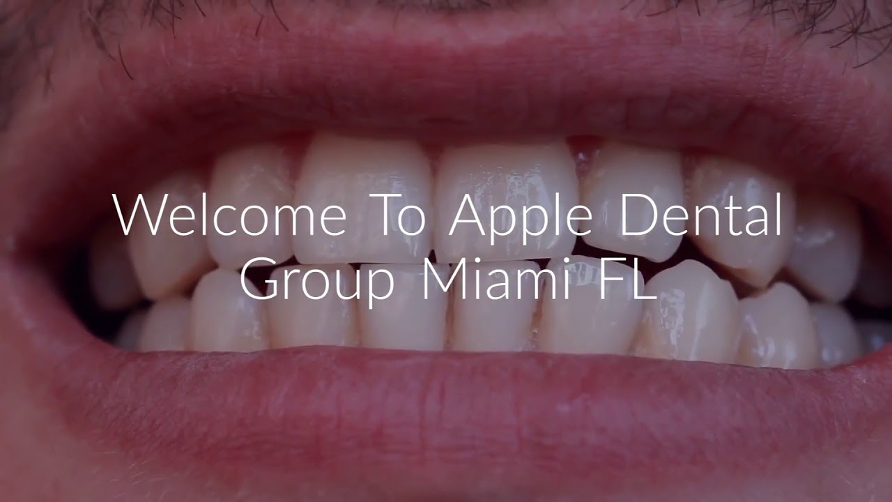 Apple Dental Group : Affordable All On Four Dental Implants