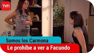 Somos Los Carmona Ep. 124: Rocío le prohíbe a Isabel ver a Facundo thumbnail