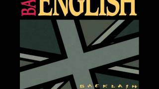 Bad English - Time Alone With You