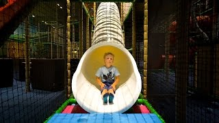 Fun Indoor Playground for Kids at Leo's Lekland