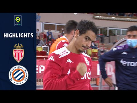 Monaco Montpellier Goals And Highlights