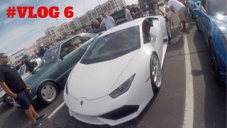 CARS AND COFFEE VLOG 6