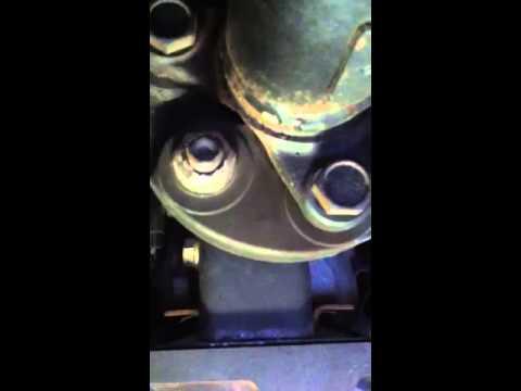 Drive shaft noise