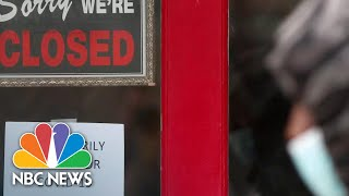 Unemployment Rate For Americans With Disabilities Hit 12.6 Percent In 2020 | NBC News NOW