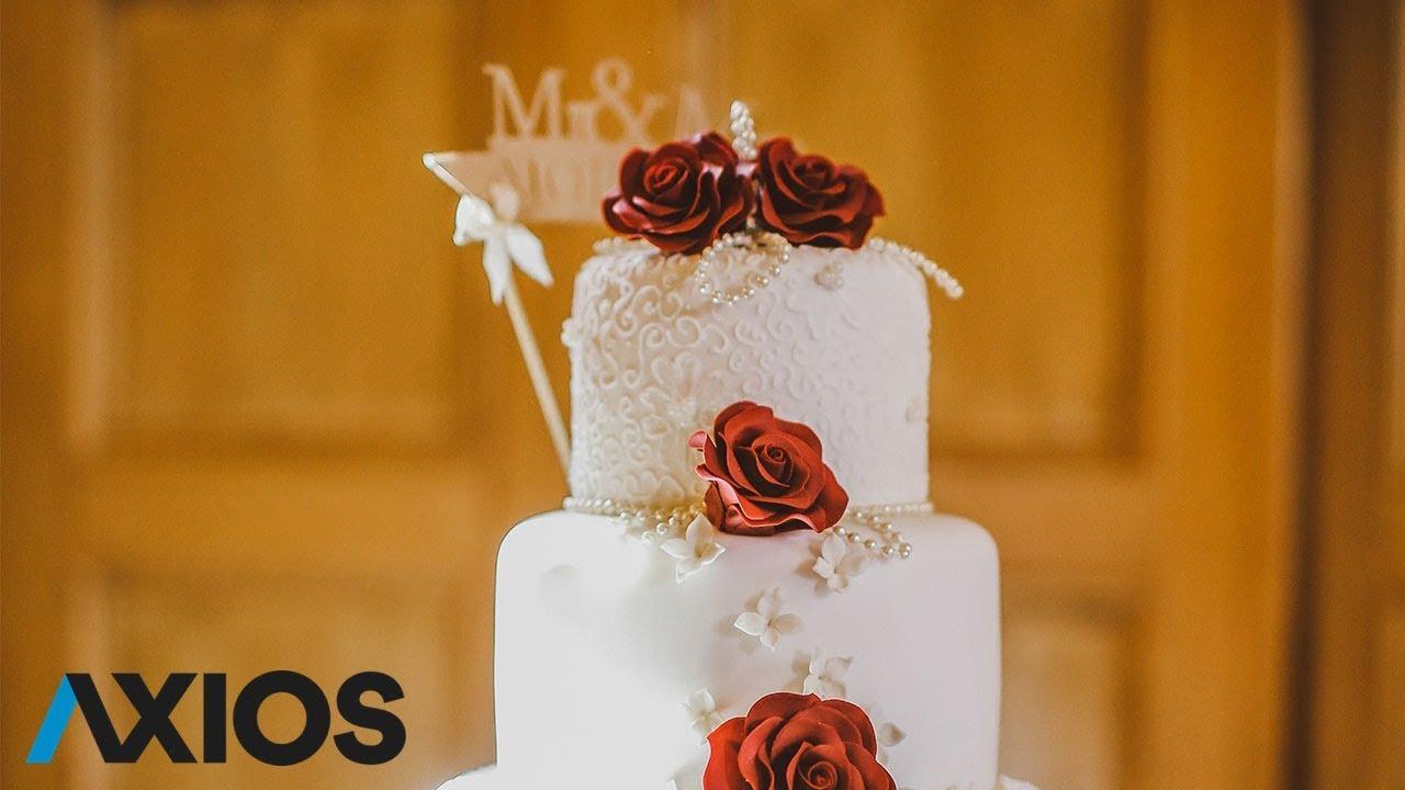 Sex en de stad Gay Wedding