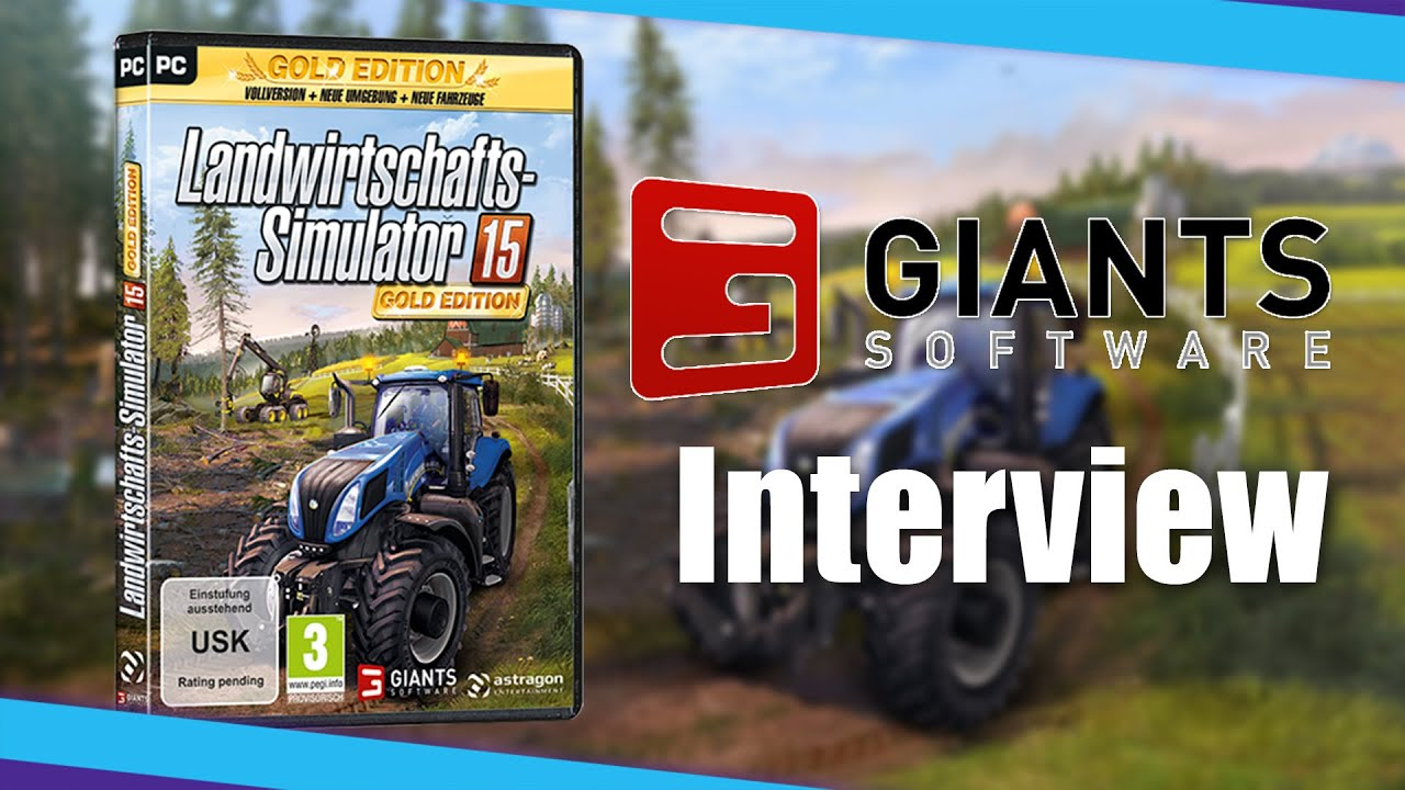 landwirtschafts simulator 15 gold edition interview und. Black Bedroom Furniture Sets. Home Design Ideas