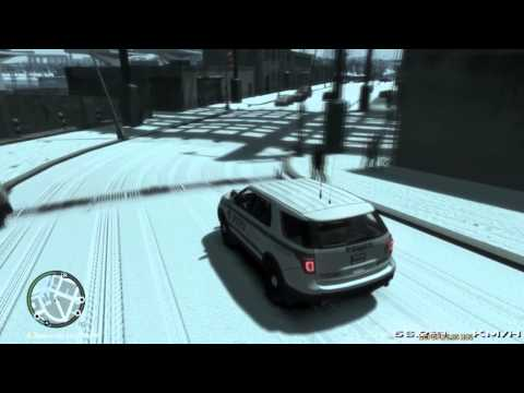 LCPDFR - Officer Speirs - Snow Patrol Day 4