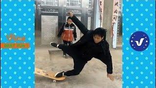 Смешные Видео 2017 ● Люди Делают Глупые Вещи P64