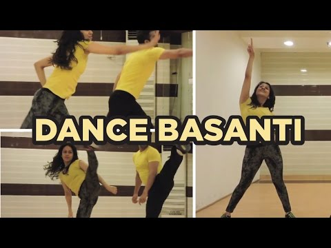 Dance Basanti L  L Bollywood Zumba Fitness L Choreo By Soul To Sole