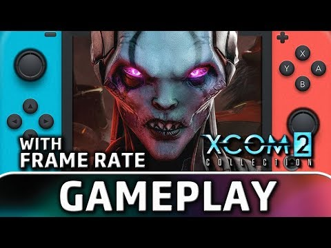 XCOM 2 Collection   Nintendo Switch Gameplay & Frame Rate