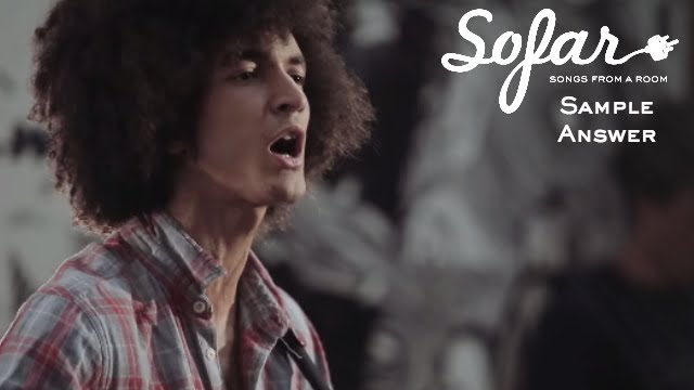 Sample Answer - Good Boy | Sofar London - YouTube