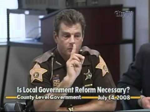 Is Local Government Necessary? County Level Government