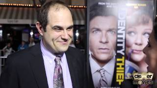 Writer Craig Mazin Talks 'The Hangover Part III' & 'Ideny Thief' - EXCLUSIVE!