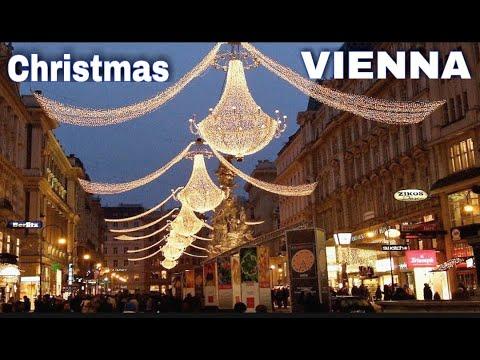 CHRISTMAS in VIENNA AUSTRIA 2020