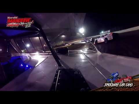 #28 Tyler Carpenter - Super Late Model - 8-24-19 Lake Cumberland Speedway - In-Car Camera