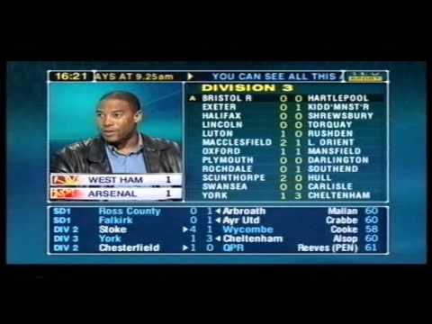 ITV Granada Continuity - 15th December 2001
