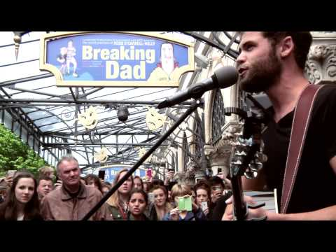 Passenger - Let Her Go (Live, Busking in Dublin)