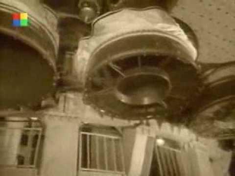 Soviet N1 moon rocket exploding