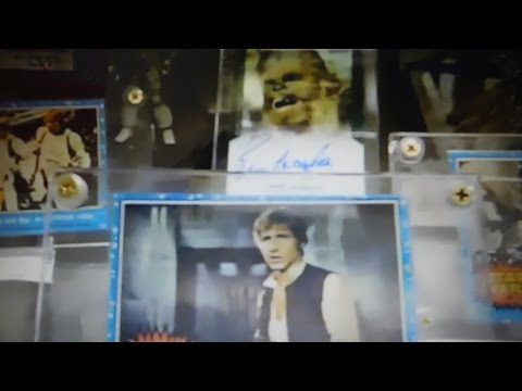 Cool Star Wars Memorabilia at Local Antique Store. (DAV #15)