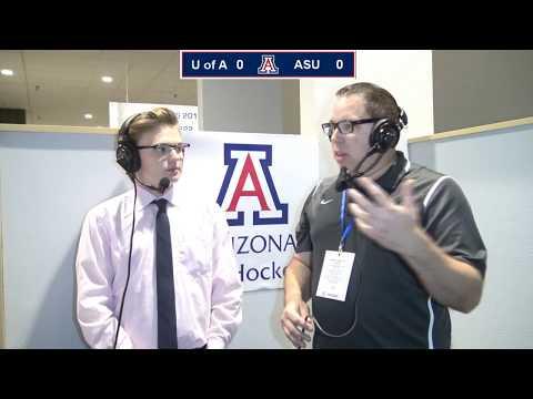 Arizona vs ASU 9-30-17