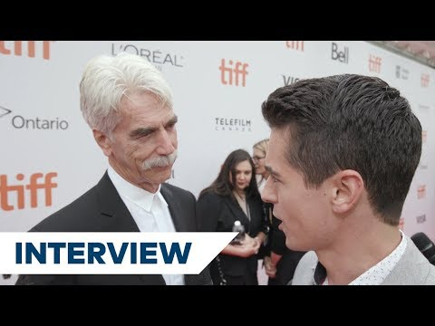 Could A Star Is Born's Bradley Cooper Be A Country Star? Sam Elliott Chimes In | TIFF 2018