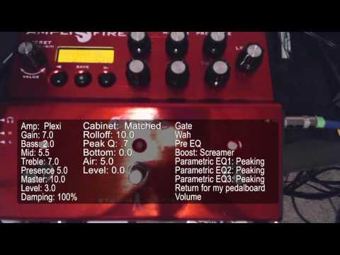 Atomic Amplifire custom preset