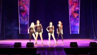 timecor move 4l four ladies dance cover