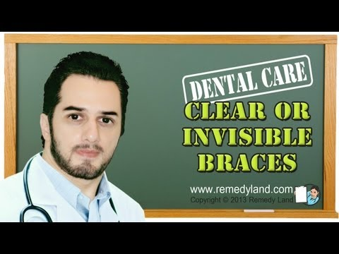 Clear Braces Or Invisible Braces For Teeth And How Much Do Clear Braces Cost