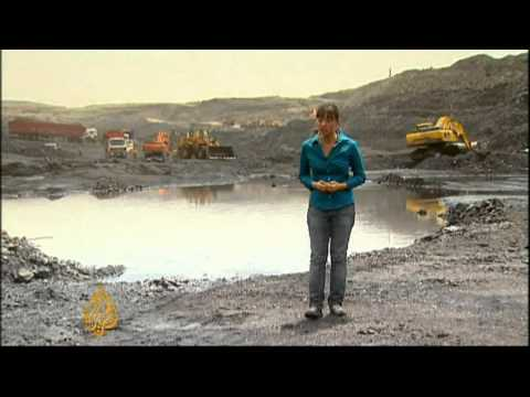 Mineral-rich Mongolia Sells Fields