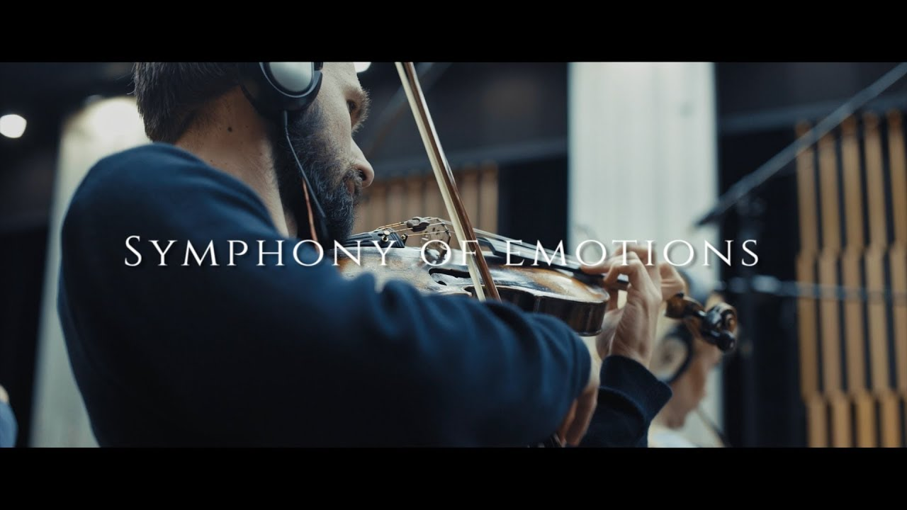Symphony of emotions - Kirsten Harma / PennybankTunes Editions 2019