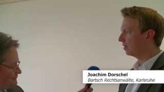 Rechtsssicherheit in der Cloud: Interview mit Rechtsanwalt Joachim Dorschel