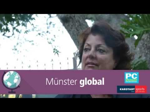 Münster global / Interview mit Lisa Murry, President of Fresno Sister Cities