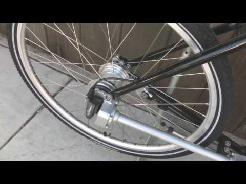 Biomega Copenhagen Shaft Driven Bicycle