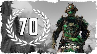 What 70 REPUTATIONS of OROCHI Experience Looks Like - For Honor