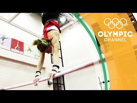 Upper Body Workout For Artistic Gymnastics Ft Brittany Rogers