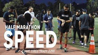 Fast Half Marathon Speed Workout with Good Vibes Track Club
