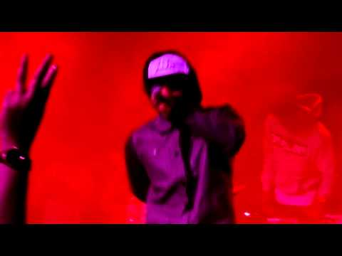 Turn Me Up / Gone Insane - Ab-Soul (Live) HD