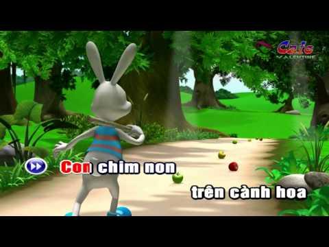 Con chim non - Karaoke Thiếu Nhi (HD) (tuvideo.matiasmx.com)
